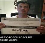 Gregorio Toribio obtiene el Título de Reconocimiento Académico