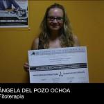 Ángela del Pozo obtiene el Título de Reconocimiento Académico