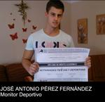 José A. Pérez obtiene el Título de Mérito Académico