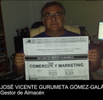 José Gurumeta obtiene el Título de Mérito Académico