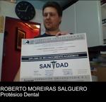 Roberto Moreiras obtiene el Título de Reconocimiento Académico