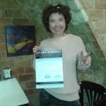 María Francisca Bolos obtiene el Título de Formación Universitaria