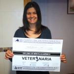 Mariana Ranea obtiene el Título de Formación Universitaria
