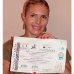 Carolina Correa obtiene el Título de Formación Universitaria