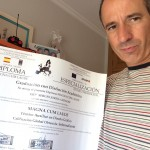 Sergio Jordá obtiene el Título de Formación Universitaria