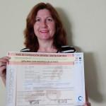 Matilde Rodríguez obtiene el Título de Formación Universitaria