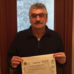 Víctor Jesús Murillo obtiene el Título de Formación Universitaria