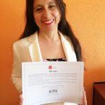 Magdalena opina sobre el Servicio de Formación Universitaria